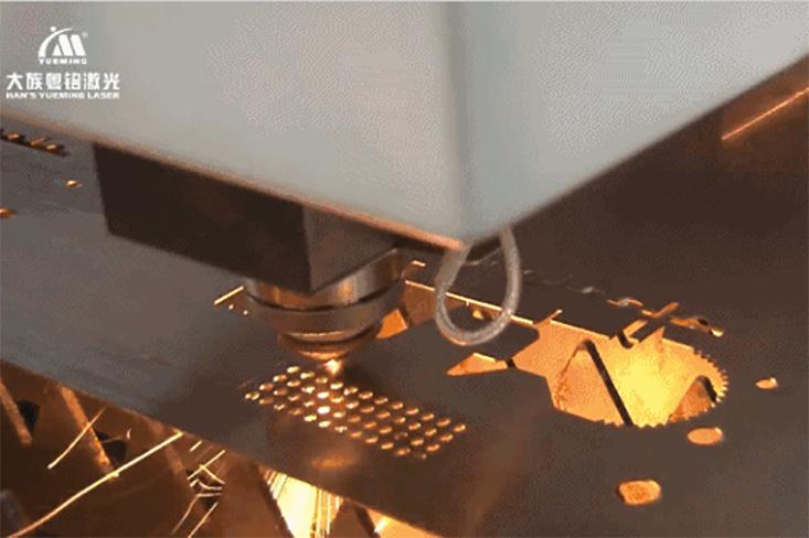 金属激光切割