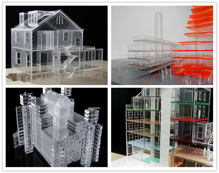 3D模型激光切割机,建筑模型激光切割机