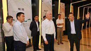 科技部部长王志刚到大族激光调研