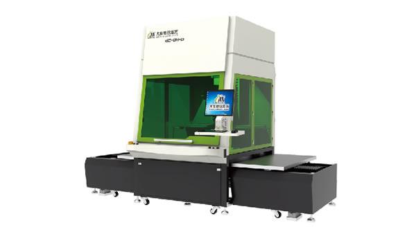 CO2全防护三轴动态激光打标机系列