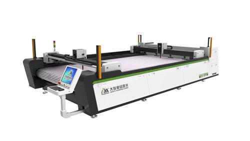 纺织面料专用激光切割机系列