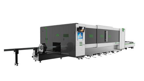 内置式板管光纤激光切割机