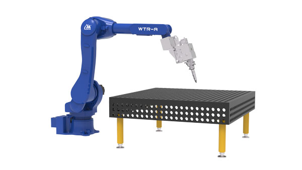 WTR-A机械手激光焊接机系列