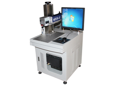 MF10-E economic type fiber laser marking machine